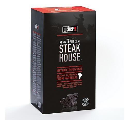 Weber Steakhouse Grillkohle