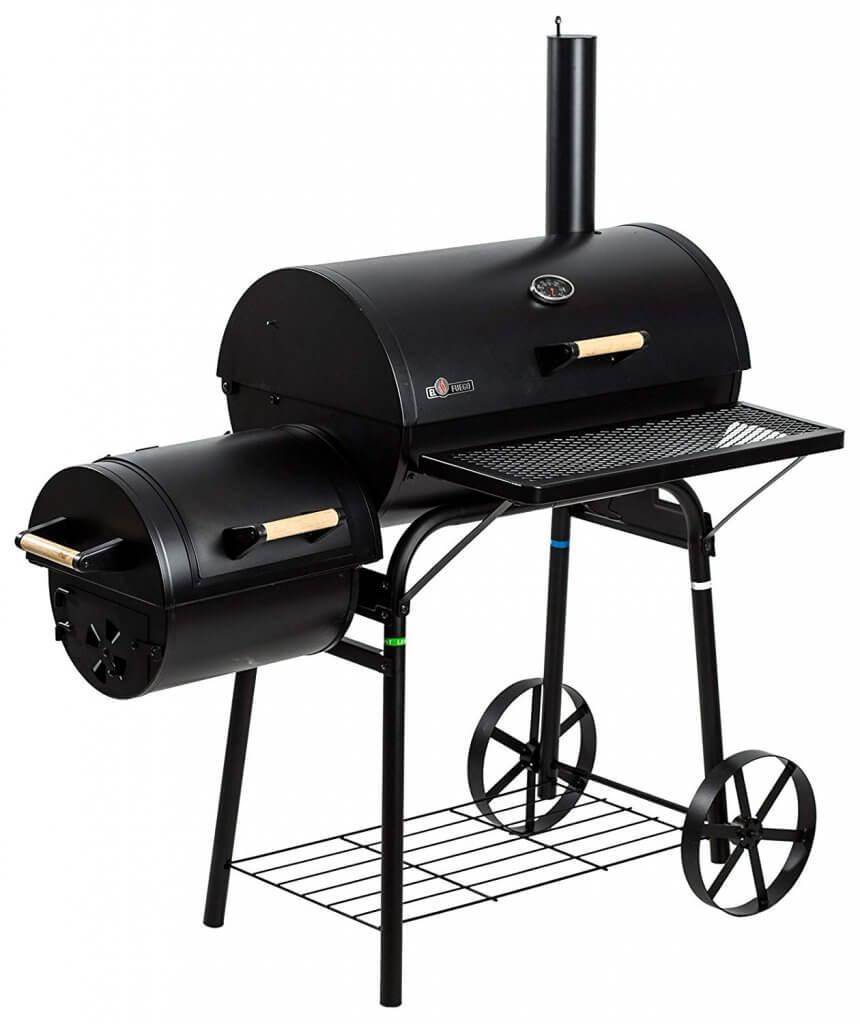 El Fuego Dakota Smoker