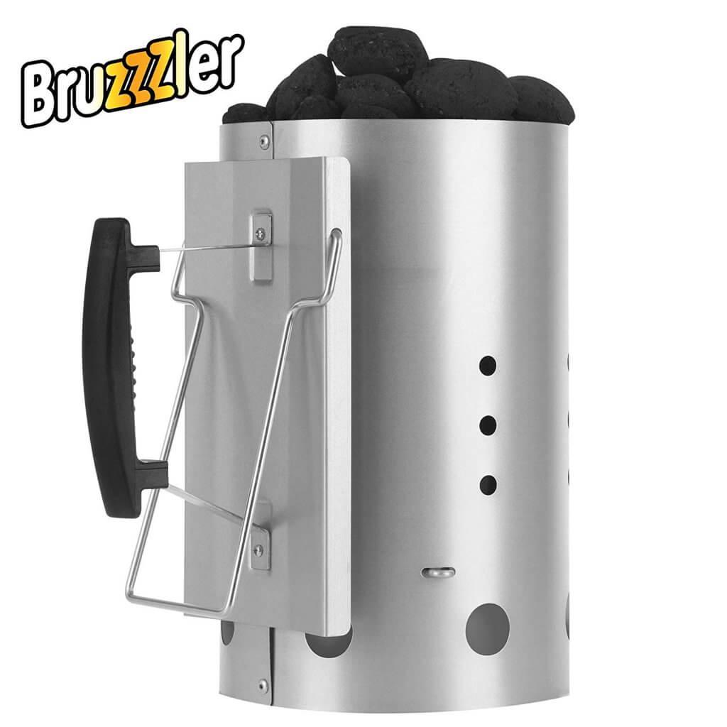 Bruzzzler Anzuendkamin